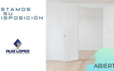 Ruiz López reabre sus puertas